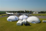 Big Air Building Inflatable Dome Tent