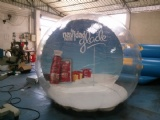 Size: 2.5m diameter, 