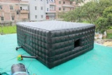 7m Cube Inflatable Movie Projection Tent