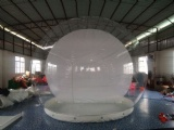 4m clear inflatable tent for yard