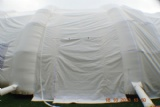 paintball arena sport hall tent