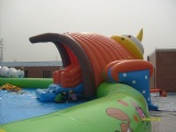 Inflatable Water Amusement Park