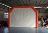 inflatable workshop tent