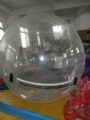 clear inflatable water walking ball