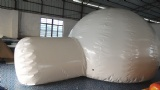 Dome Size: 4.5m diameter, 3m high