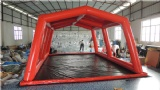 Inflatable Car Wash pad tent