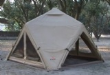 inflatable camping folding tent