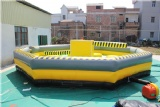 Inflatable Wipeout sport Game