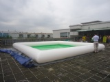 Inflatable swimming pool,water game pool