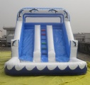 Funny Inflatable Water and Dry Slide
