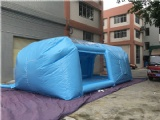 Total footprint: 8mLx4.8mLx3mH