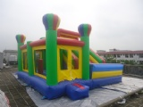 Inflatable Bouncer Slide Combo, inflatable Funny City