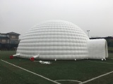 16m inflatable igloo dome for party event