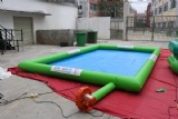 Portable Inflatable Car Wash Pad