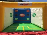 Inflatable Squash Court Sport Game