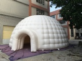 10m inflatable igloo party tent