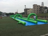300meters Slip N Slide Inflatable Slide The City