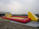 Hot sale good quality inflatable football pitch